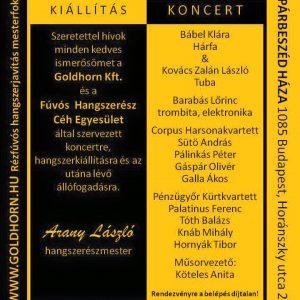 Bábel Klára hárfaművész plakát